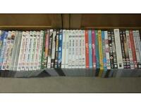 Selection of DVDS - all genres