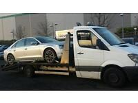 24/7 cheap recovery Birmingham to national cars bikes vans covered accidents or breakdowns call text