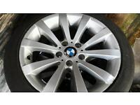 "Bmw 3 series e90 vauxhall vivaro 17"" alloy wheels"