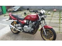 Xjr 1300 for sale or swap classic mini