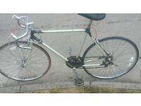 Ralrigh vintage road bikes