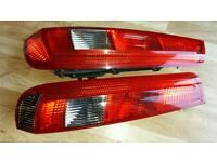 Ford Fiesta Smoked Backlights In Excellect Condition