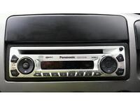 Panasonic car CD player Ford focus