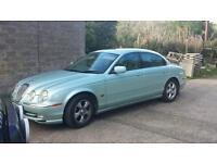 Jaguar s type spares or repairs