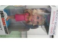The big bang theory- Penny wacky wobbler bobble head
