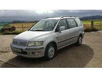 Mitsubishi space wagon 20i left hand drive