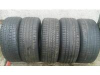 19 inch 4x4 tyres