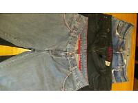 3 pair women jeans size 14