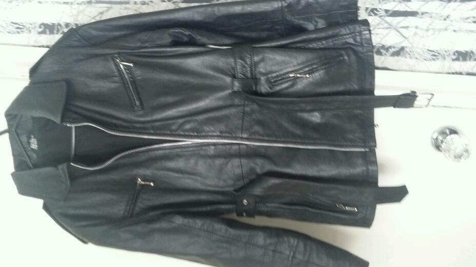 Leather jacket size 10 to 12 in great conditionin Bransholme, East YorkshireGumtree - Leather jacket pick up Bransholme in great condition size 10 to 12