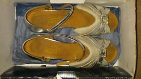 Roch Valley dancing shoes