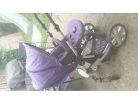 britax pushchair.