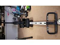 Row machine/ exercise bike