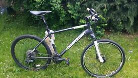 Cboardman team r hybrid mountain bike 18 inch medium frame £ 375 ono.