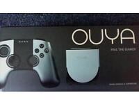 Ouya game/tv console bargain! !