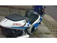 Suzuki gsxr600 /750 engine swaps