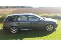 Audi A4 s-line 2.0 tdi avant