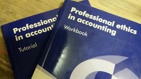 Professional ethics in accounting workbook and tutorial by Jo Osborne
