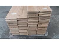 Laminated flooring panels pallet 5 / 1 stack on L