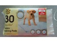Puppy pads NEW