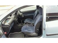 Peugeot 206 lx 1.4