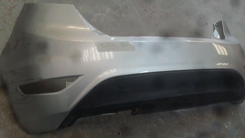 Ford Fiesta Rear Bumper