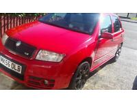 Skoda . Fabia vrs swaps looking for 116d / 118d / 120d bmw