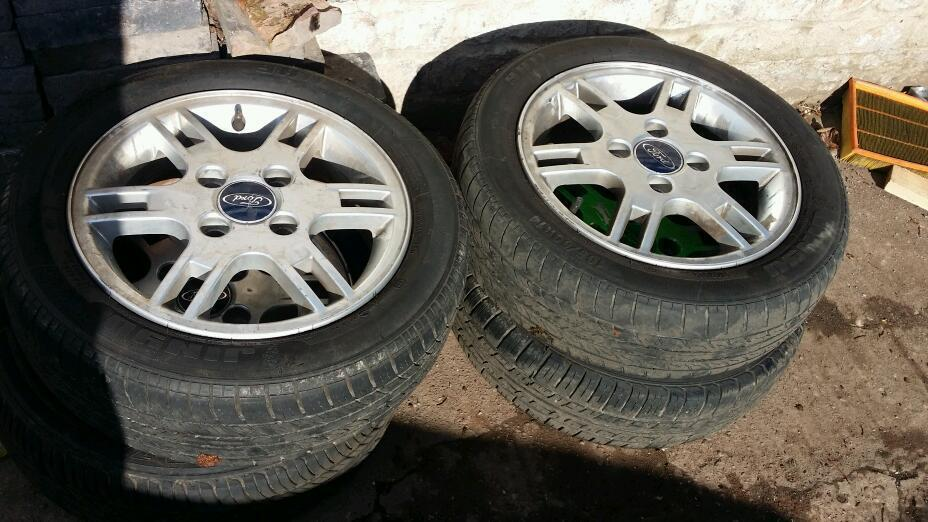 Ford ka wheels