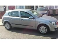 Vauxhall astra 1.4 2006 low mileage 41000miles.reasonable offers