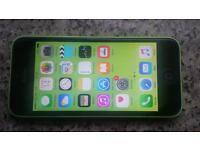 I phone 5c 16 gb o2 network