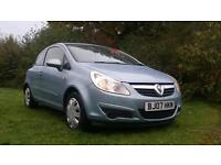 New shape Vauxhall Corsa 1.4 3 door
