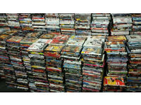 Bulk Lot Of 40 Mixed Dvds