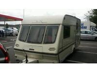 Lunar lx2000 462 caravan