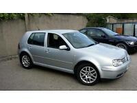 Volkswagen Golf 2.3 V5 2001