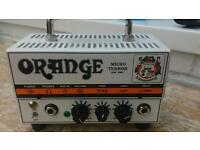 Orange micro terror guitar amp