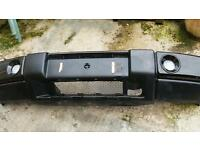 Landrover discovery 2 front bumper