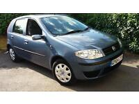 FIAT PUNTO LOW MILEAGE NEW CAN BELT