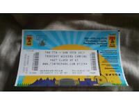 Full Weekend T in the Park Ticket *Still Available*