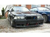 E36 BMW 325i Breaking