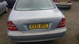 Mercedes s320l cdi