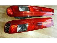 Ford Fiesta Smoked Backlights in Excellent Condition