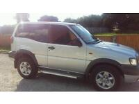 2006 Nissan Terrano 4X4 Commercial
