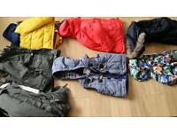 M&S / NEXT JACKETS AND GILET