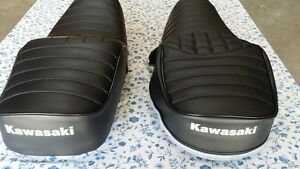 KAWASAKI KZ250 CSR 305 1981 TO 1982 MODEL SEAT COVER MAY FIT OTHER YEAR.(K8)
