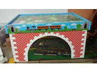 Wooden Thomas the Tank play table