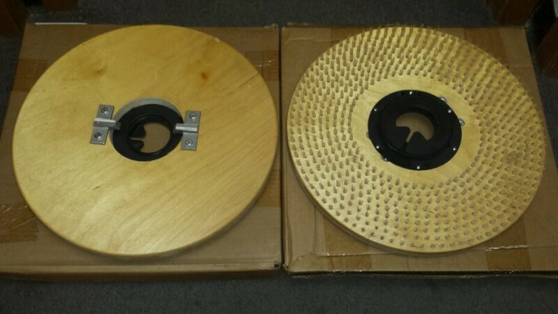 2 New Clarke/American Lincoln Pad Drivers 18""