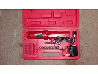 Battery power rechargeable screwdriver