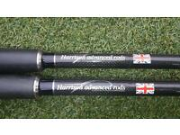 Harrison advanced rods