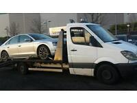 24/7 cheap car bike van recovery breakdown service