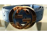 Mens gucci belt