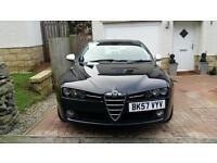 57 reg Alfa Romeo 159 1.9JTDM - 11 Months MOT. May p/X for newer diesel plus cash